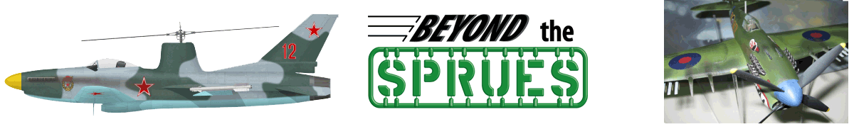 Beyond The Sprues